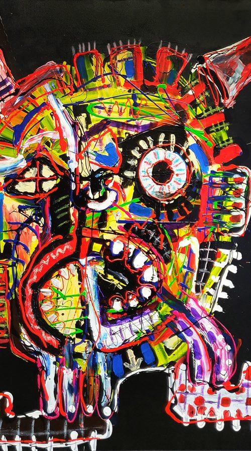 Jacob Kanbier - Skull