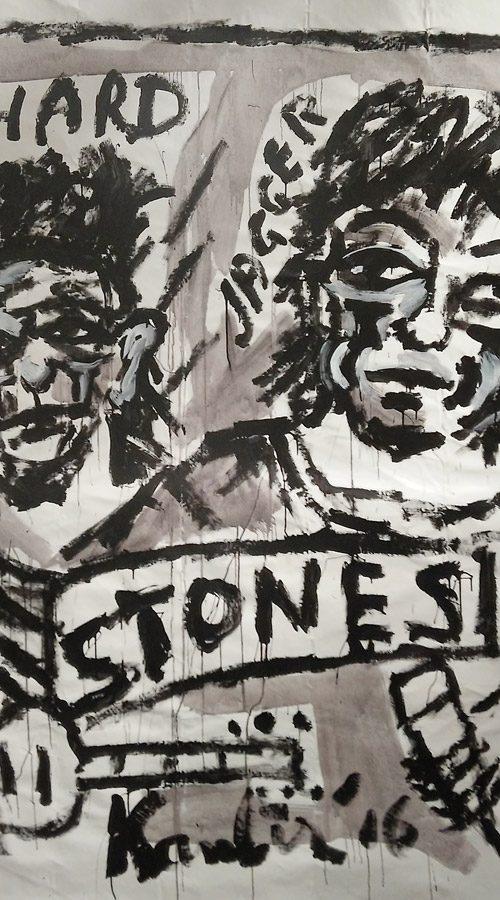 Jacob Kanbier - Stones