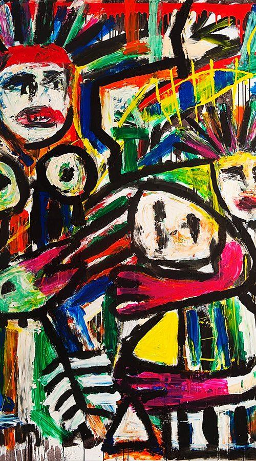 Jacob Kanbier - Three is a Crowd