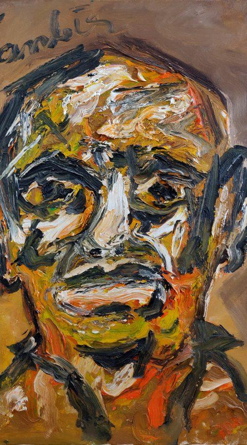 Jacob Kanbier - Portret