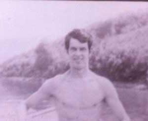 Jacob Kanbier 18 years old in 1967